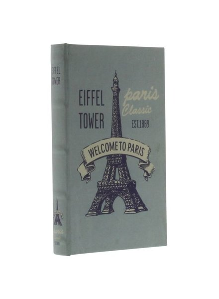HomArt Travel Book Box - Paris