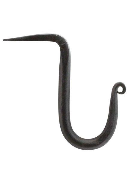 HomArt Spike Cast iron Beam Hook - Set of 2