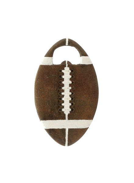 HomArt Football Cast Iron HomArt Bottle Opener - Cast Iron