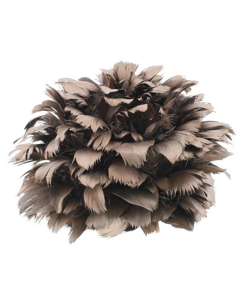 HomArt Copper Feather Pomanders Ball - Large