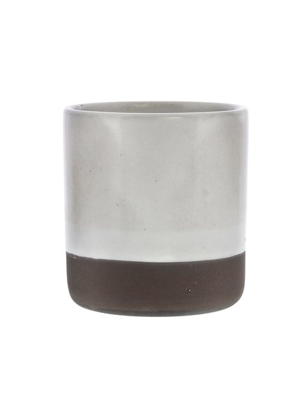 HomArt Liam Ceramic Tumbler - Unglazed Bottom