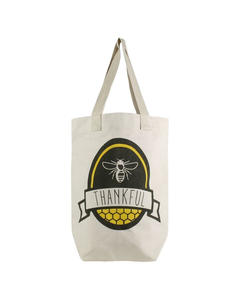 HomArt Farmers Market Tote - Bee Thankful