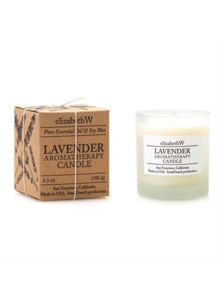 Perfume Candle Lavender 6.5oz