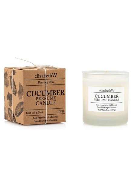 Perfume Candle Cucumber 6.5oz