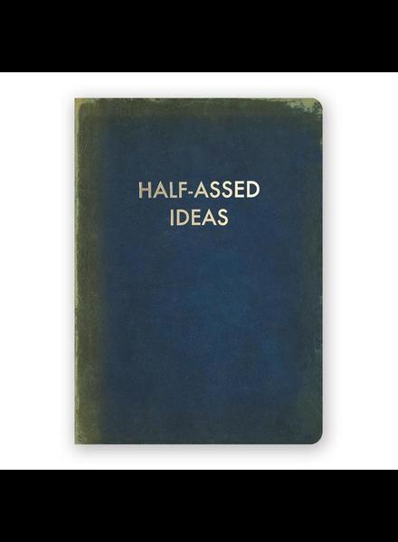 Mincing Mockingbird Half-Assed Ideas Journal