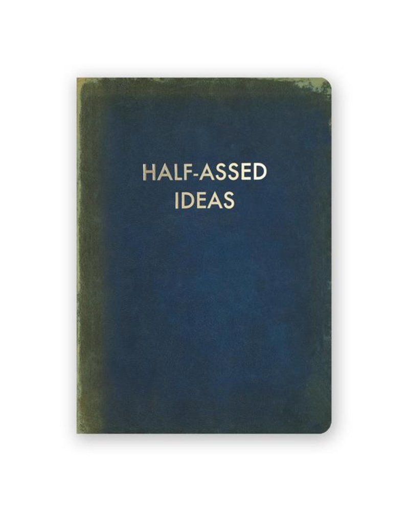 Mincing Mockingbird Half-Assed Ideas Journal