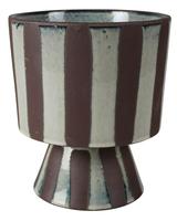 HomArt Kanto Chalice Vase Ceramic Lrg