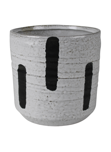 HomArt Kai Ceramic Cachepot - Lrg