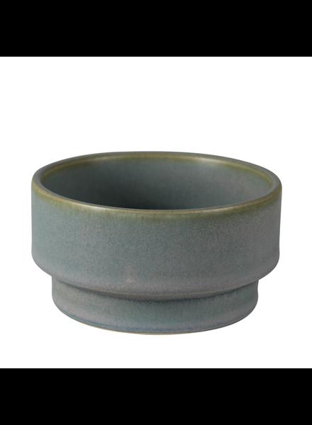 HomArt Issa Stacking Bowl Ceramic Sage Green