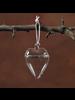 HomArt Glass Keepsake Box Ornament - Heart - Set of 2