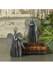 HomArt Galvanized Angel, Set of 2