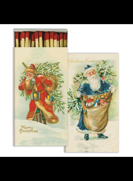 HomArt A Merry Christmas HomArt Matches - Set of 3