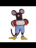 HomArt Felt Swimmer Guy Mouse Ornament