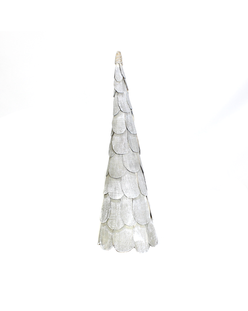 HomArt Frosty Shingle Tree - Lrg