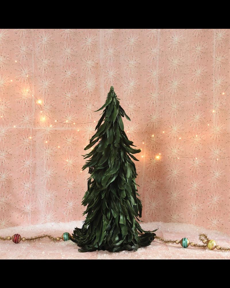 HomArt Feather Tree - Lrg - Green Luster
