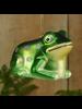 HomArt Frog Ornament, Glass