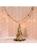 HomArt Feather Tree - Sm - Gold Luster