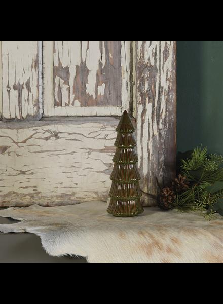 HomArt Tree Ceramic - Med - Evergreen
