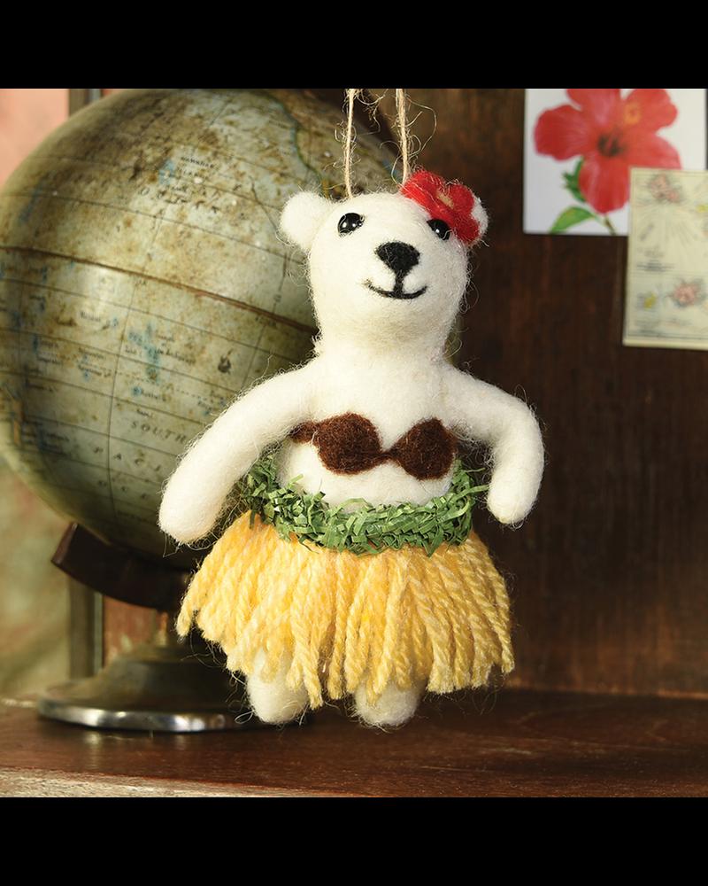 HomArt Hula Bear