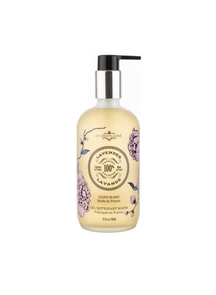 La Chatelaine Lavender Hand Wash