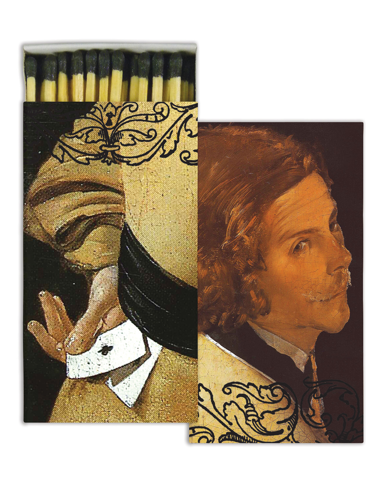 HomArt Matches - Portrait, Man