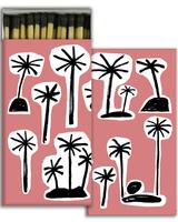 HomArt Palms HomArt Matches - Set of 3 Boxes