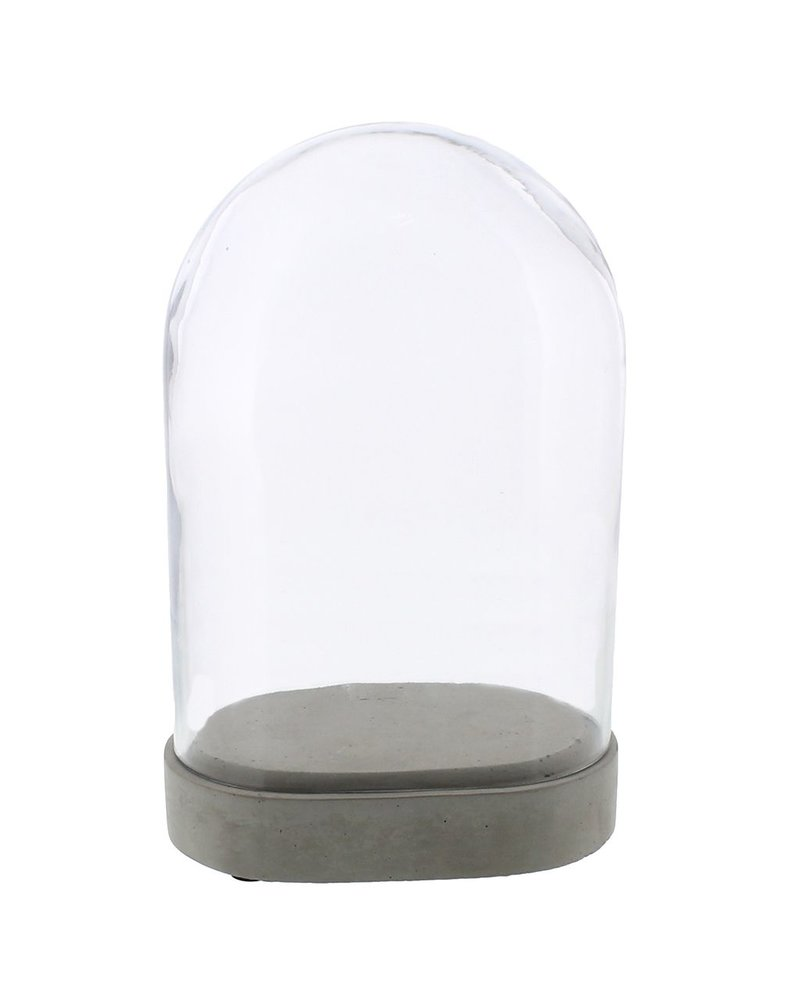HomArt Risa Cement Base - Oval, Sm