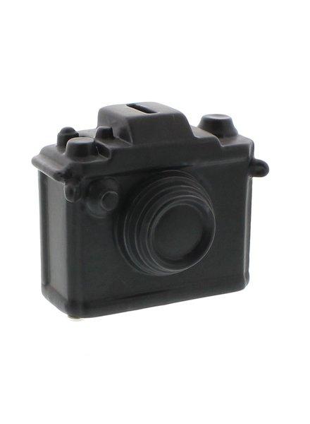 HomArt Ceramic Camera Bank - Matte Black