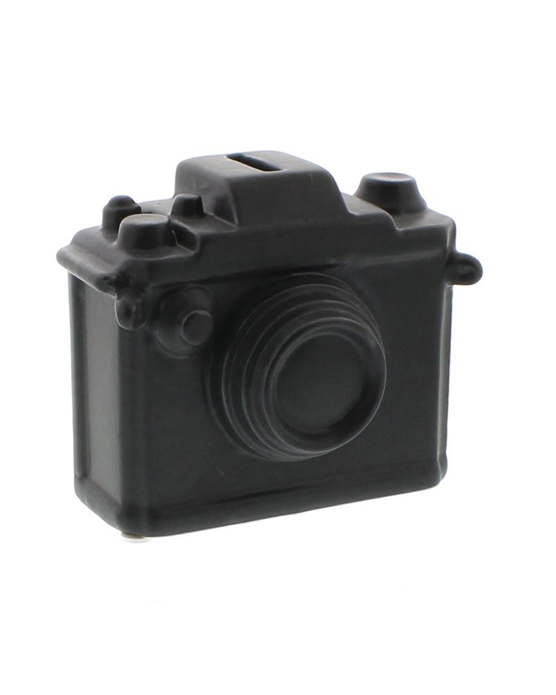 HomArt Ceramic Camera Bank - Matte Black