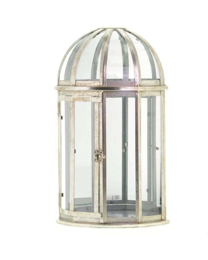 HomArt Capital Display Case - Wall Mount Silver
