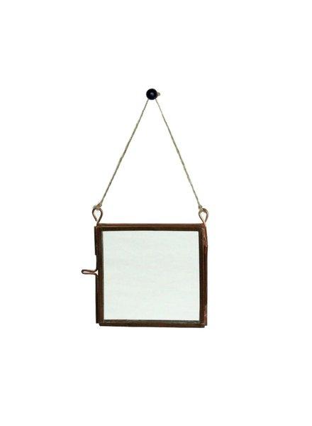HomArt Cornell Ornament Frame - 3x3 - Copper