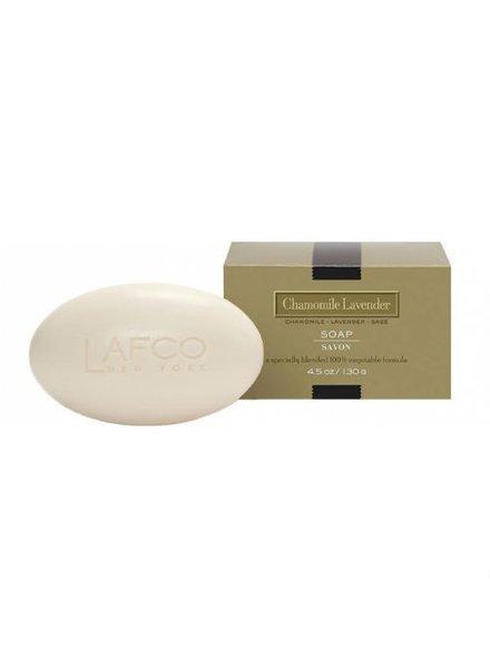 Chamomile Lavender 4.5oz Lafco Single Soap