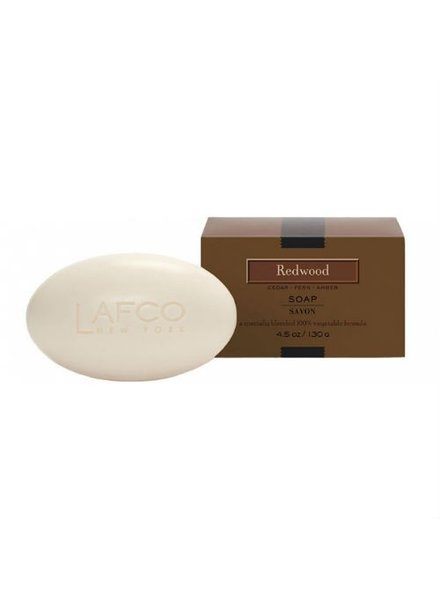 Redwood 4.5oz Lafco Single Soap