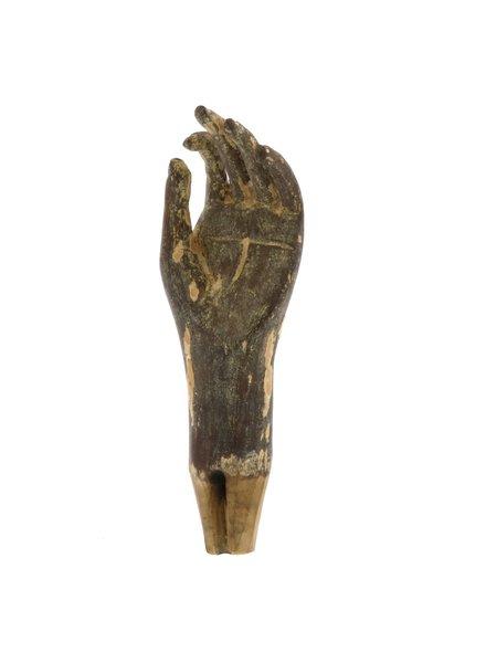 Vintage Dark Saint Hand