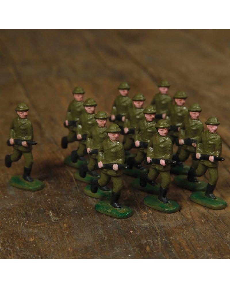 HomArt Trooper Tom Toy Solider - Cast Iron