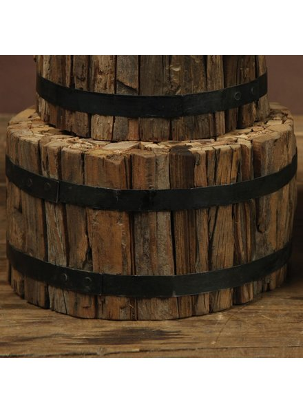 HomArt Wood Bundle 10x6 - Rnd