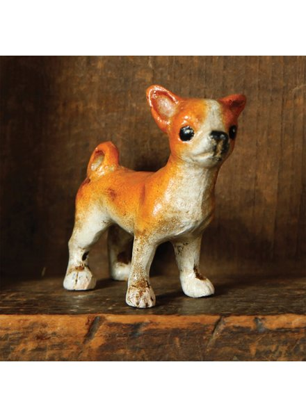 HomArt Nacho the Chihuahua - Cast Iron