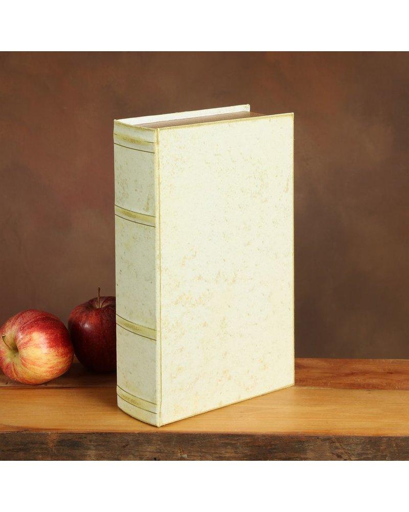 HomArt Vellum Book Box - 10.5 in - Vellum