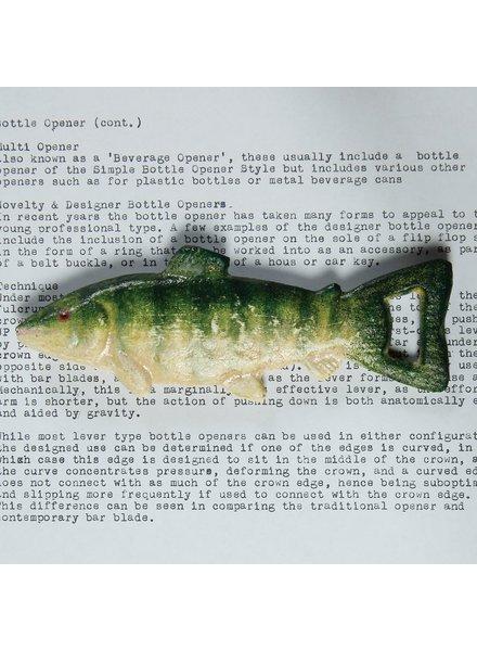 HomArt Fish Bottle Opener