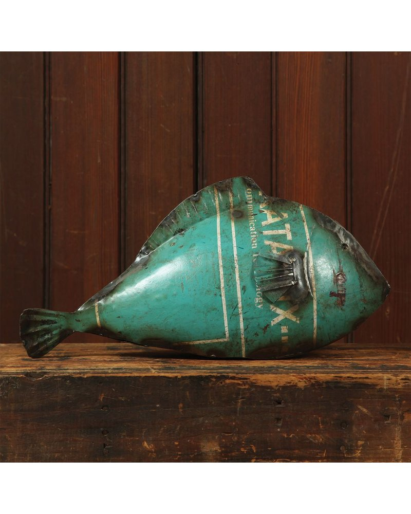 HomArt Reclaimed Metal Fish