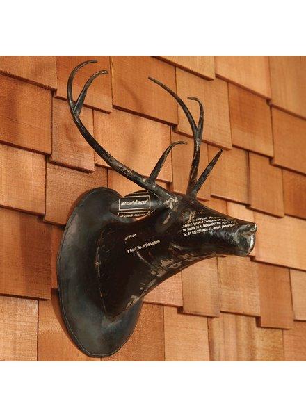 HomArt Reclaimed Metal Buck - Wall Mount