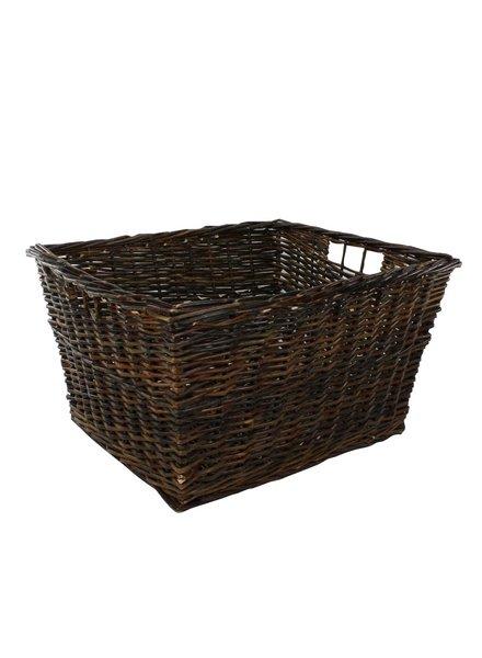 HomArt Willow Rectangle Storage Baskets - Set of 4 - Natural