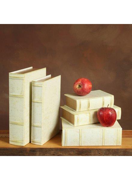 HomArt Vellum Book Box Starter Set - 2 of Each Size - Vellum