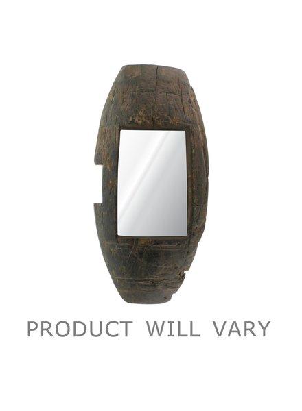 HomArt Axel Mirror - Salvaged Wood