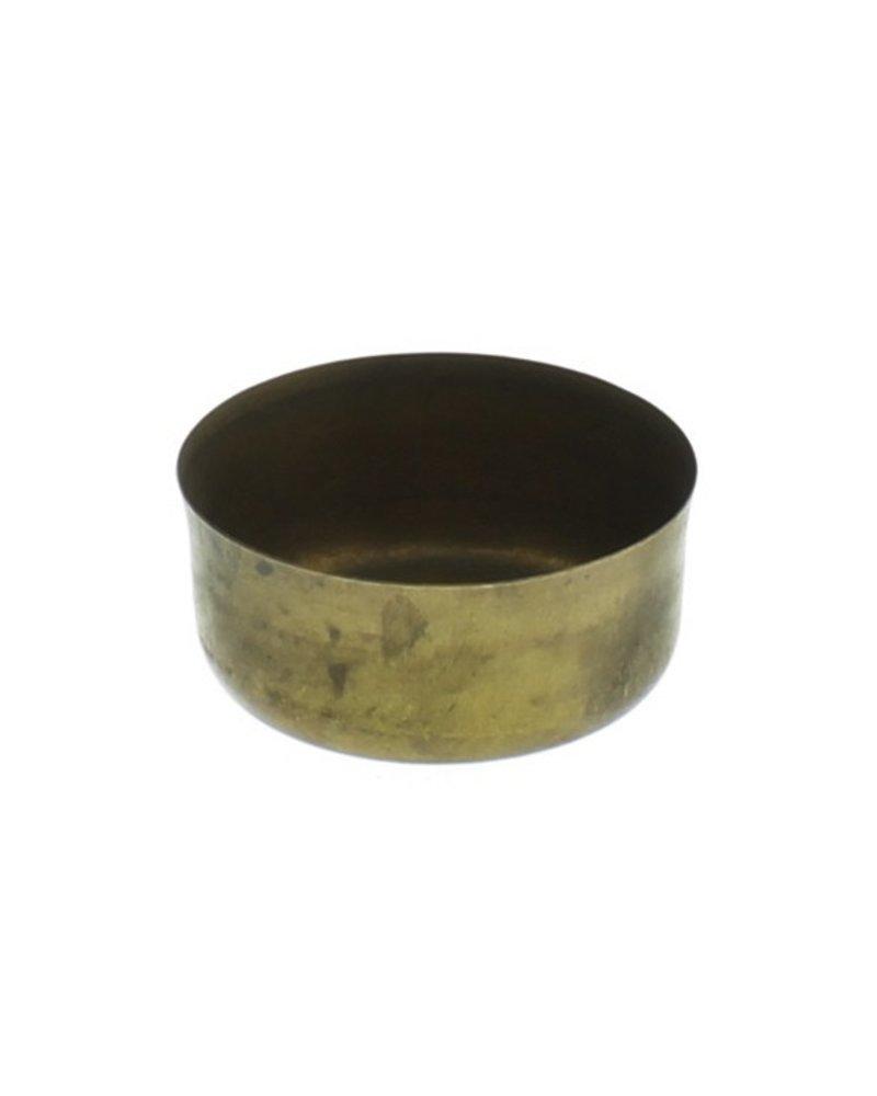 HomArt Dahl Brass Bowl - Antique Brass