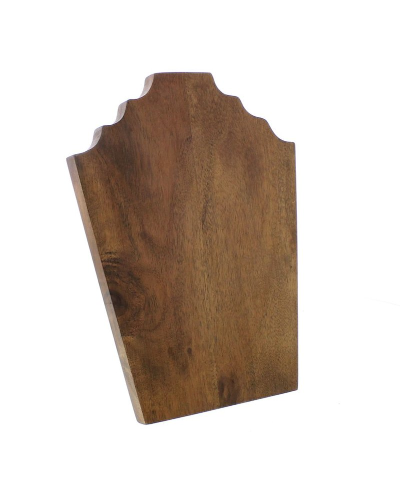 HomArt Venda Wood Necklace Stand - Sm