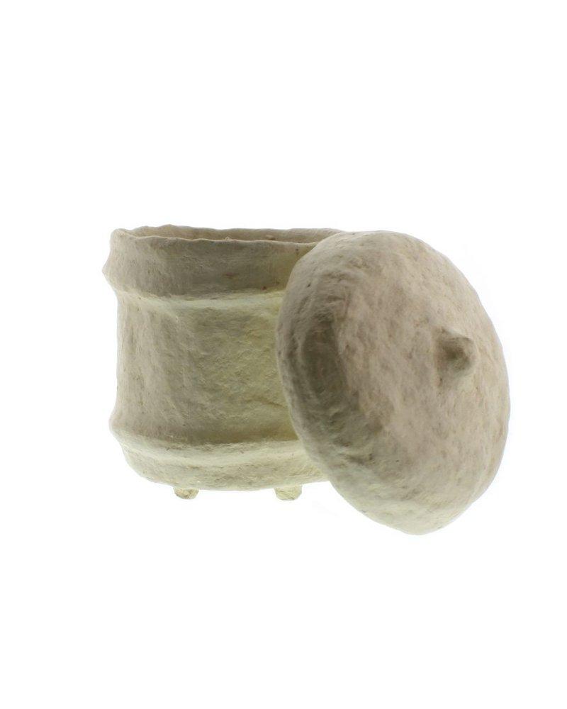 HomArt Paper Mache Vessel