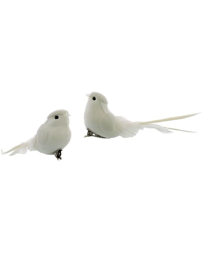 HomArt White Doves - Box of 2 - Set of 2 Boxes
