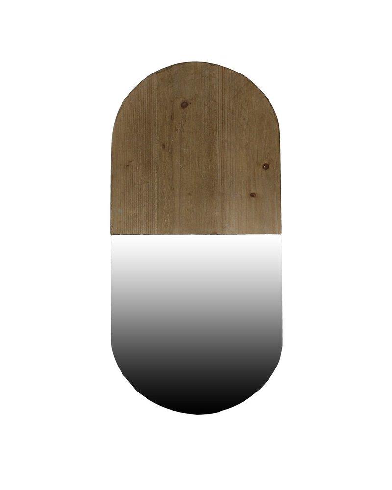 HomArt Cleave Wall Mirror - Capsule