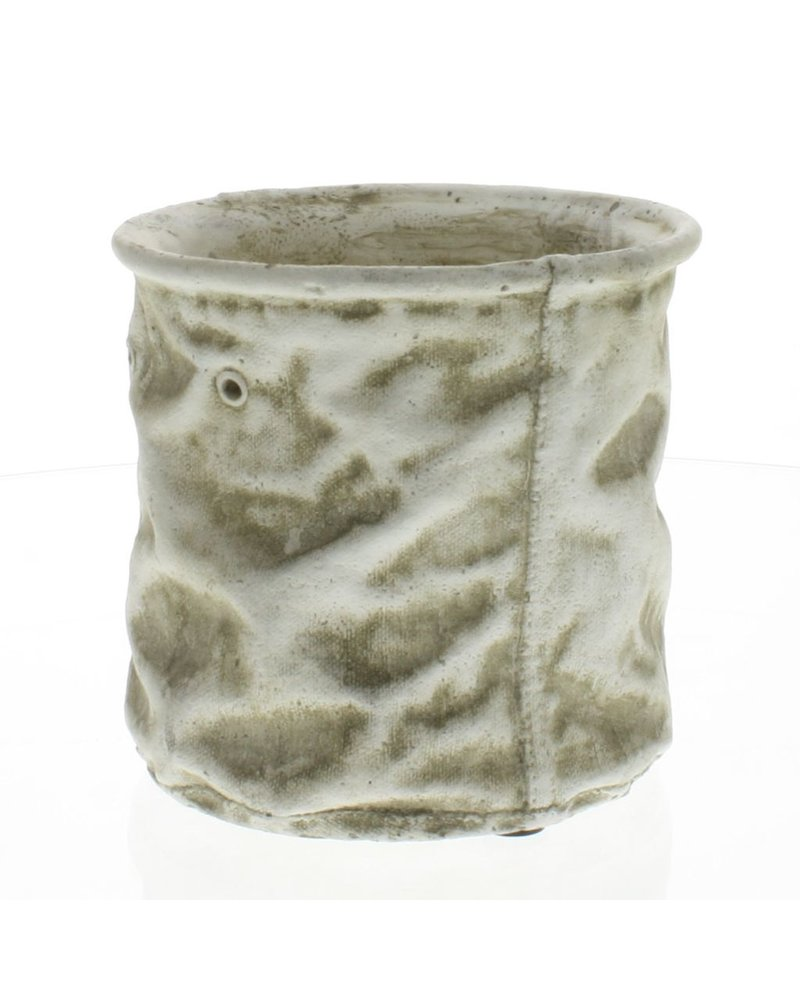 HomArt Canvas Sack Cement Container - Med